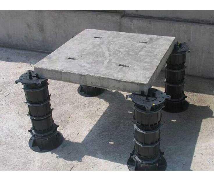 石材万能支撑器安装